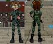 標準陸軍裝備XD