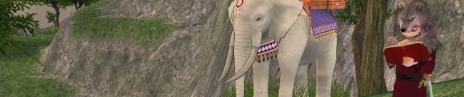 走私販巴蘭與大象