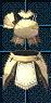 #175 衣服樣本 - 魚骨盔甲(女性用)