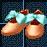#358 衣服樣本 - 高原民族鞋子 (女性用)
