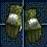 #323 衣服樣本 - 迷迭香手套