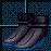 #296 衣服樣本 - 旅行者波利樂鞋子 (巨人女性用)