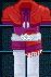 #295 衣服樣本 - 旅行者波利樂服裝 (巨人男性用)