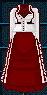 #315 衣服樣本 - 愉快的交響樂服裝(巨人女性用)