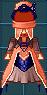 #373 衣服樣本 - Gamyu巫師長袍盔甲 (女性專用)
