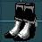 #375 衣服樣本 - Gamyu巫師長袍鞋子(女性專用)