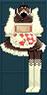 #399 衣服樣本 - Tea Party兔耳洋裝(女性用)