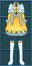 #391 衣服樣本 - 雷米斯聖歌隊服裝(女性用)