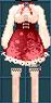 #415 衣服樣本 - 冬季使者服裝(女)
