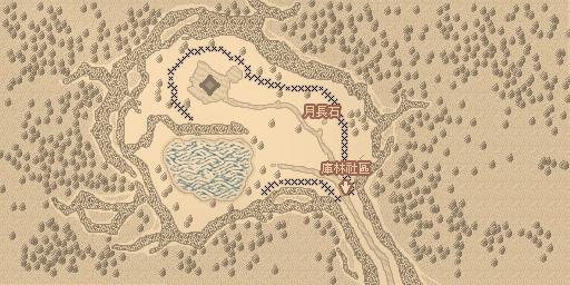 庫林社區地圖