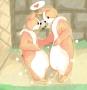 兔子企鵝XD