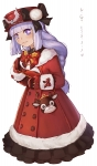 聖誕少女衣+戰鬥女帽