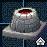 設計圖 - 銀塊用熔爐