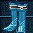 圖 - 克諾斯皮靴子(女性用)