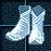 圖 - 克諾斯皮靴子(男性用)