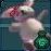 兔子人偶 (兼職用)
