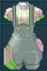 性轉的美式鄉村兔子服裝(男) 永久連結