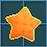 被復原的星星碎片(橙色) 永久連結