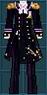 宇宙王子時髦長版套裝(男性用) 永久連結