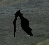 巨大蝙蝠 怪物永久連結