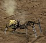 小硫磺蜘蛛 怪物永久連結