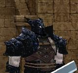 黑暗指揮官(強化) 怪物永久連結