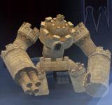 巨大城牆巨魔像 怪物永久連結
