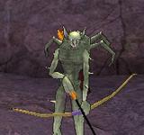 (困難)蜘蛛弓箭手 怪物永久連結