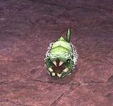 (困難)蜘蛛幼蟲(綠) 怪物永久連結
