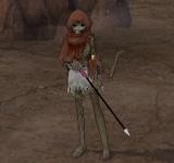 沙漠獵手亡靈(強化) 怪物永久連結