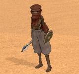 沙漠戰士亡靈(強化) 怪物永久連結