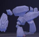 巨大白色巨魔像 怪物永久連結
