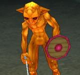 黃金哥布林(強化) 怪物永久連結