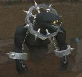 黑鬼魂僕人 怪物永久連結