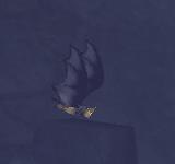 巨大黑色洞穴蝙蝠 怪物永久連結