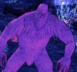 中毒的 大腳怪 怪物永久連結