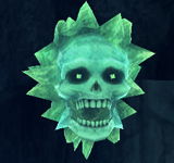綠寶石冰頭怪 怪物永久連結