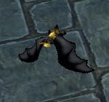 黑色蝙蝠 怪物永久連結