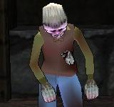 殭屍 怪物永久連結