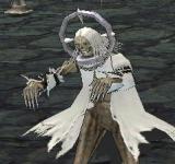 白色牢獄殭屍 怪物永久連結