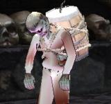 炸彈殭屍 怪物永久連結