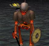 紅骷髏 怪物永久連結