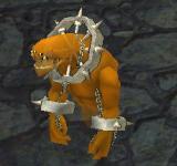 棕色鬼魂僕人 怪物永久連結