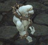 白色鬼魂僕人 怪物永久連結