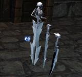 魔劍(骷髏) 怪物永久連結