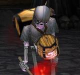 骷髏自爆兵 怪物永久連結