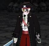 海盜骷髏船長 怪物永久連結