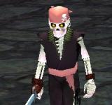 海盜骷髏船員 怪物永久連結