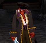 紅骷髏船長 怪物永久連結