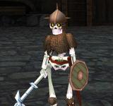 盔甲骷髏 怪物永久連結